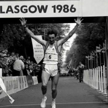 Kenny Stuart - Glasgow Marathon 1986